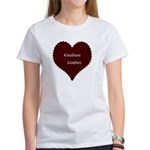 Kindness Matters Heart Women's T-Shirt