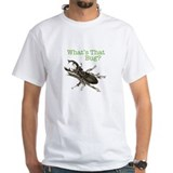 White Stag Beetle T-Shirt