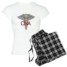 CNA Medical Symbol Pajamas