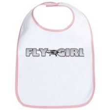 Fly Girl Aviation Bib