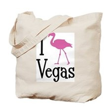 I Love Vegas Tote Bag