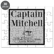 Personalized Captain Puzzle