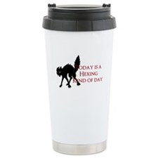 Today is a Hexing Day Ceramic Travel Mug