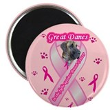 Great Dane (Brindle) Magnet