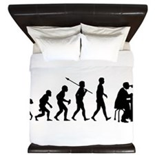 Optometrist King Duvet