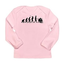 Pediatrician Long Sleeve Infant T-Shirt