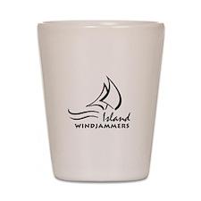 IWJ Logo Shot Glass