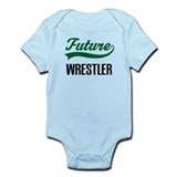 Future Wrestler Onesie
