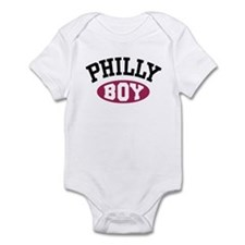 Philly Boy Infant Creeper