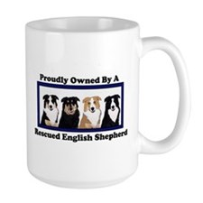 Proudly owned by a rescued ES Mug