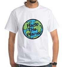 hack the planet shirt Shirt