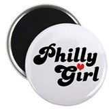 Philly Girl Magnet