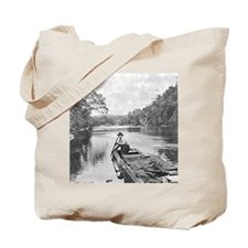 Funny Current Tote Bag