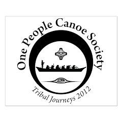 One People Canoe Society Tribal Journeys 2012 Smal