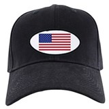 US Flag Baseball Hat