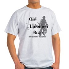 Unique Power lineman T-Shirt