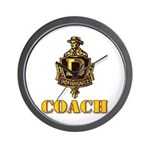 Dominguez High Coach Wall Clock