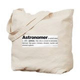 Astronomer Tote Bag