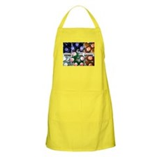 flight attendant liquor mini apron