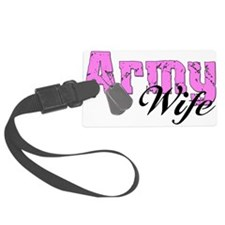 armywife99.png Luggage Tag