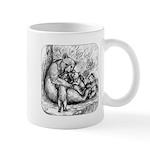 Black Bear Family Mug