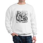 Black Bear Family Sweatshirt