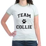 Team Collie Jr. Ringer T-Shirt