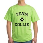 Team Collie Green T-Shirt