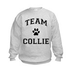 Team Collie Kids Sweatshirt