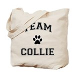 Team Collie Tote Bag