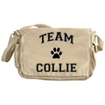 Team Collie Messenger Bag