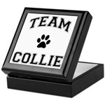 Team Collie Keepsake Box