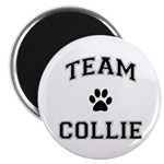 Team Collie Magnet