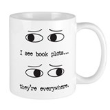 I See Book Plots - Small Mug
