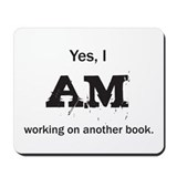 Yes, I AM - Mousepad