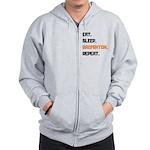 T Rex President Organic Men's Fitted T-Shirt