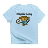 Little Grease Monkey Baby T-Shirt