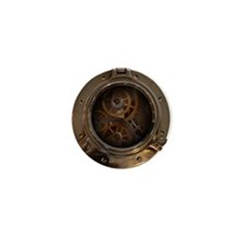Clockwork Porthole 1 Mini Button (100 pack)