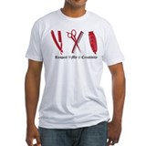 Barber Red Tools of the Trade Shirt