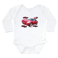 Unique Sports car Long Sleeve Infant Bodysuit