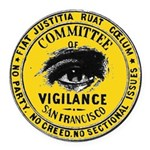 SF Vigilance Committee Car Magnet