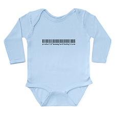 Clune, Baby Barcode, Onesie Romper Suit