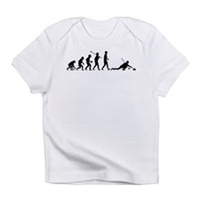 Curling Infant T-Shirt