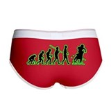 Dirt Bike Women's Boy Brief