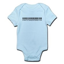 Cruise, Baby Barcode, Infant Bodysuit