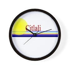 Citlali Wall Clock