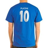 Platini 10 France Shirt