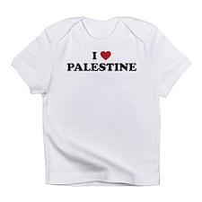 I Love Palestine Infant T-Shirt
