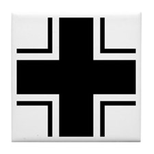 1918 Germany Aircraft Insignia Tile Coaster