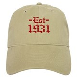 Established in 1931 Cap